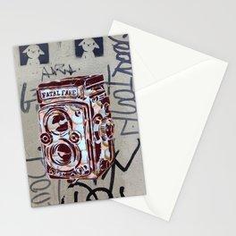 STREET ART #16 Stationery Cards