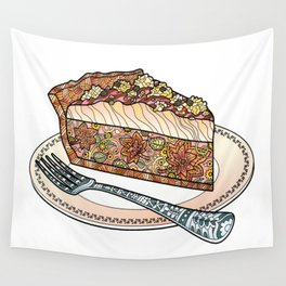 Sweet Cake Wall Tapestry