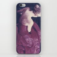 baloon iPhone & iPod Skins featuring Baloon Girl by Jenn