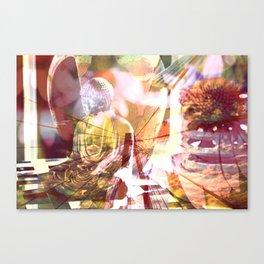 Sunset Siddartha  Canvas Print
