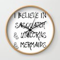 I Believe in Sasquatch & Unicorns & Mermaids by evepenman