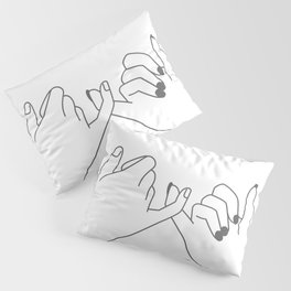 Pinky Promise 3 Pillow Sham