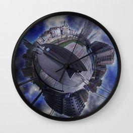 Minimundo Lleida Wall Clock