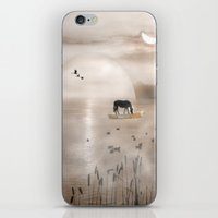 seahorse iPhone & iPod Skins featuring Seahorse by Laake-Photos