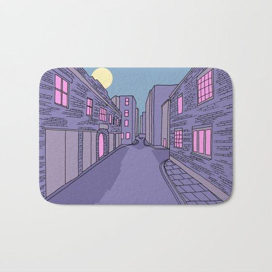 25 Durweston Street, London Bath Mat