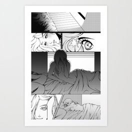 Esensuali - Part 5 Art Print