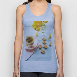 Afternoon Game Unisex Tank Top