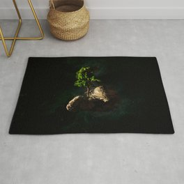 The Fifth Sanctuary in Space Rug