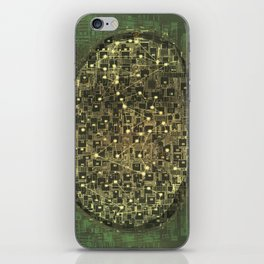 Planetarium / Stellar Map iPhone Skin