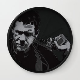 Deckard Wall Clock