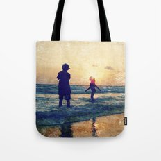 Beauty in the Blues Tote Bag