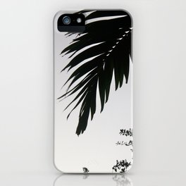Florida Palms iPhone Case