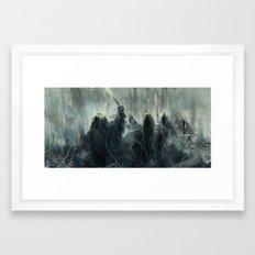Nazgul  Framed Art Print