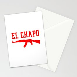 EL CHAPO Stationery Cards
