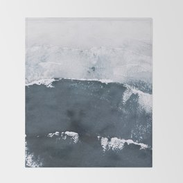 Coast 5 Throw Blanket