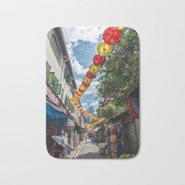 Chinatown, Singapore Bath Mat