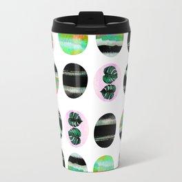 leaves and colors Travel Mug