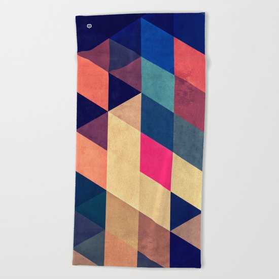 wyy Beach Towel
