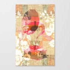 Dueling Phonographs III Canvas Print