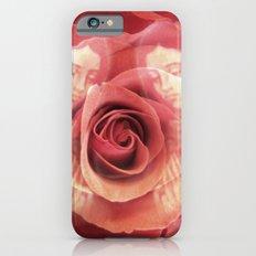La Virgen de Guadalupe series: Worship of the Rose Slim Case iPhone 6s