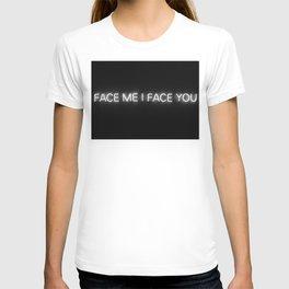NEON FACE ME T-shirt