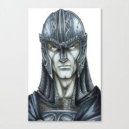 Vi-King Canvas Print
