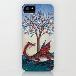 Peridexion tree iPhone Case