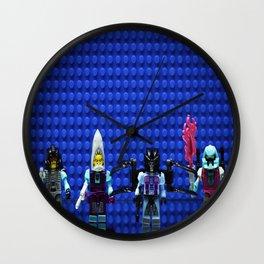 Piranacons!!! Wall Clock