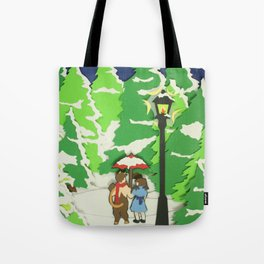 The Land of Spare Oom Tote Bag