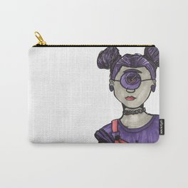 Grunge Cyclops Carry-All Pouch