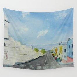 traffic violation Wall Tapestry