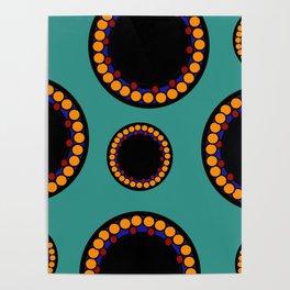 Pattern: Nubia Poster