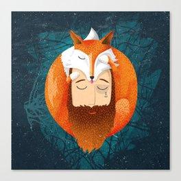 Good night. Sleep tight. Canvas Print