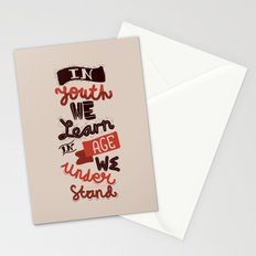 Youth & Age Stationery Cards