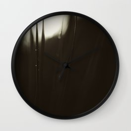 Summer Rain Wall Clock