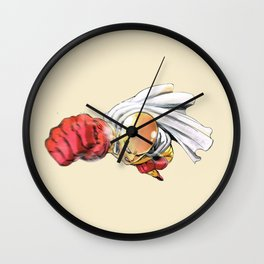 Saitama Amazing Wall Clock