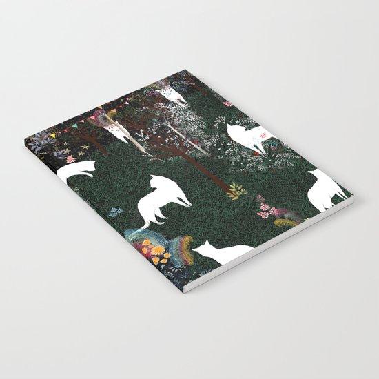 cat heaven Notebook