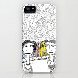 1-2-3 iPhone Case
