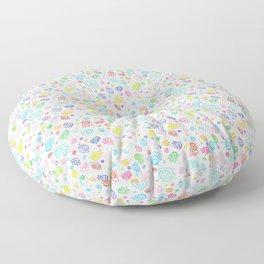 Rainbow Snog Party! Floor Pillow