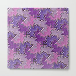 Geometrix 105 Metal Print