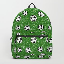 Soccer Pattern | Goal Score Stadium Champion Backpack