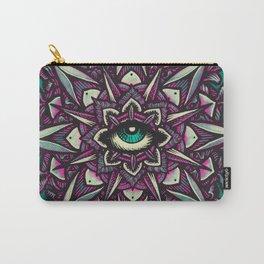 Mandala Eye - Variant 2 Carry-All Pouch