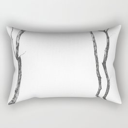 And then there were three Rectangular Pillow