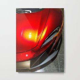 Eye of the LT Metal Print