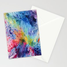 Coralized Stationery Cards