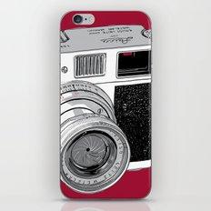 Leica M1 iPhone & iPod Skin