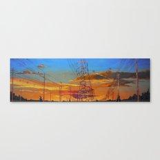 Netting Canvas Print