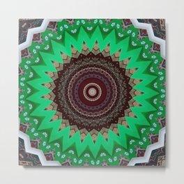 Some Other Mandala 103 Metal Print