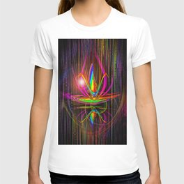 Abstract perfection - Light and shadow T-shirt