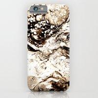 Bronze Abstract iPhone 6s Slim Case